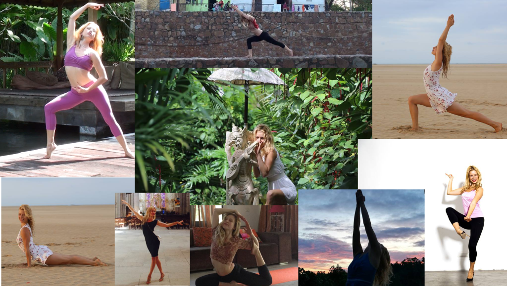 Joy, Yoga, Love, Laughter